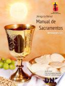 libro Manual De Sacramentos