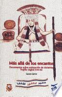 libro Más Allá De Los Encantos