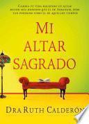 libro Mi Altar Sagrado / My Sacred Altar
