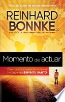 libro Momento De Actuar / Time To Act