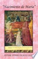 libro Nacimiento De María