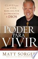 libro Poder Para Vivir / Power To Live