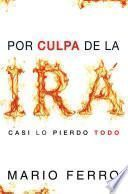libro Por Culpa De La Ira... Casi Lo Pierdo Todo = Because Of Anger... I Almost Lost It All