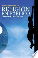 libro Religión En Público