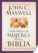 libro Sabiduría De Mujeres En La Biblia