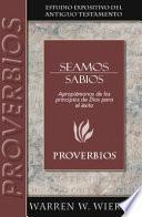 libro Seamos Sabio: Proverbios