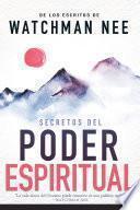 libro Secretos Del Poder Espiritual