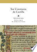 Sor Constanza De Castilla