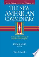 libro The New American Commentary   Isaiah 40 66