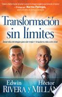 libro Transformación Sin Límites