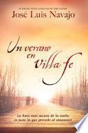libro Un Verano En Villa Fe