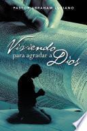 libro Viviendo Para Agradar A Dios