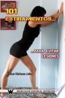 libro 101 Estiramientos Para Evitar Lesiones