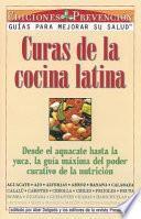 libro Curas De La Concina Latina (cures From The Latin Kitchen)