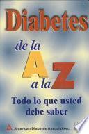 Diabetes De La A A La Z
