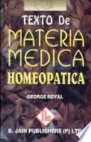 Materia Medica Homeopatica