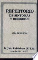 Repertorio De Sintomas Y Remedios