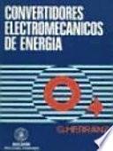 Convertidores Electromecánicos De Energía