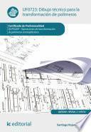 Dibujo Técnico Para La Transformación De Polímeros. Quit0209