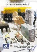 libro Fundamentos Teóricos Para Analizar Circuitos