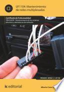 Mantenimiento De Redes Multiplexadas. Tmvg0209