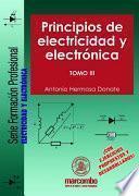 Principios De Electricidad Y Electrónica