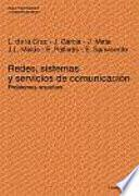 libro Redes, Sistemas Y Servicios De Comunicación