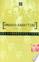 libro Amadeo Sabattini