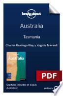 libro Australia 4_6. Tasmania