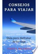 libro Consejos Para Viajar