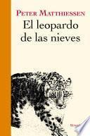 libro El Leopardo De Las Nieves