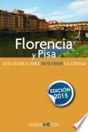 libro Florencia Y Pisa. Edición 2015