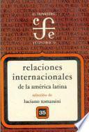 libro Las Relaciones Internacionales De La América Latina