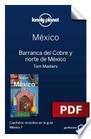 México 7_12. Barranca Del Cobre Y Norte De México