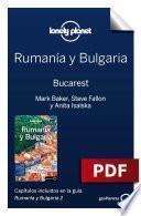 Rumanía Y Bulgaria 2. Bucarest