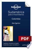 libro Sudamérica Para Mochileros 3. Colombia
