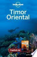 libro Sureste Asiático Para Mochileros 4_11. Timor Oriental