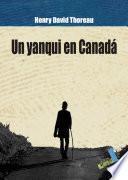 libro Un Yanqui En Canadá